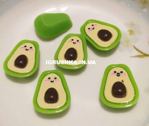 Шарм «Baby Авокадо» для слайма