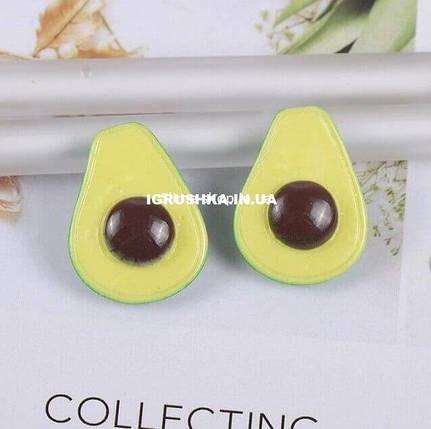 Шарм «Авокадо» для слайма, фото 2