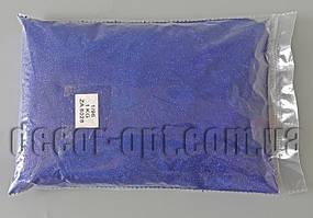 Присипка флористична неоново-синя цвітна 1 кг ZA8028 1/96
