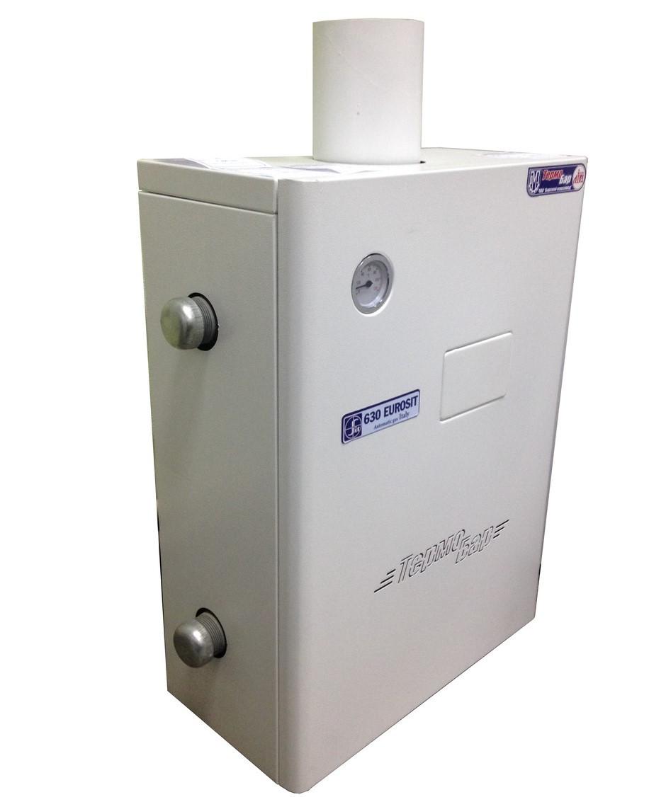 ТермоБар КС-ГВП-16 ДЅ - Котел газовий парапетний плоский