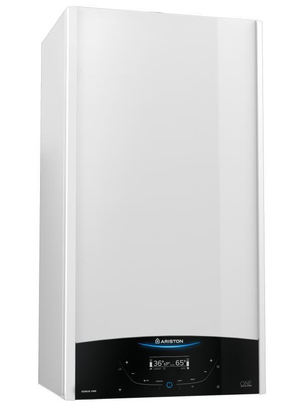 Ariston GENUS ONE SYSTEM 30 - Котел газовый конденсационный, настенный