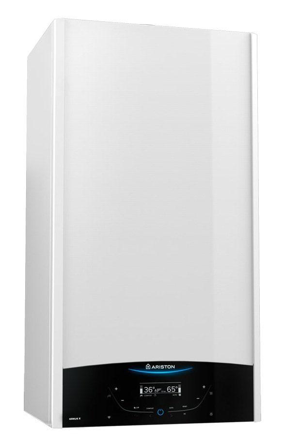 Ariston GENUS X 24 FF NG - Котел газовый двухконтурный турбо