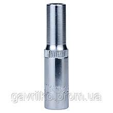 "Насадка шестигранная длинная 1/4"" 6мм CrV ULTRA (6062062)"