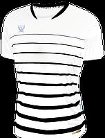 Футболка футбольная Swift FINT CoolTech (бело/черная)