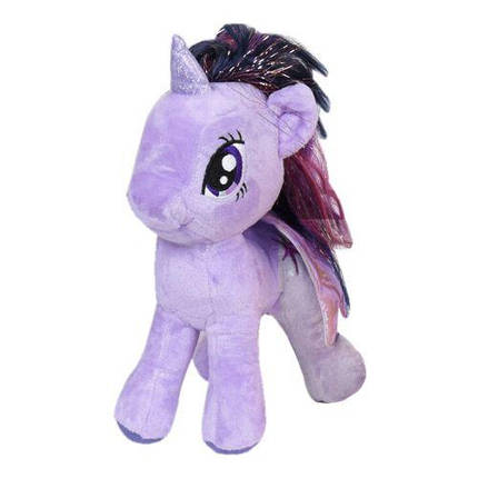 "Мягкая игрушка ""My little horse"" Сумеречная Искорка С37874, фото 2"