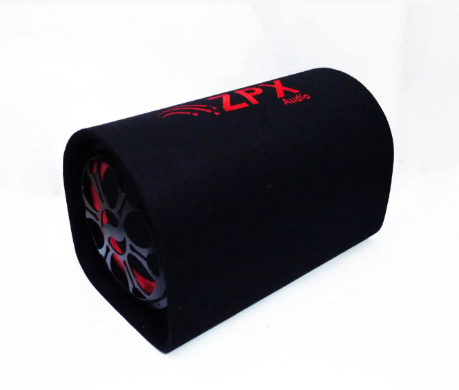 Car Speaker Subwoofer ZPX ZX-6SUB 600Вт | Активный сабвуфер в автомобиль