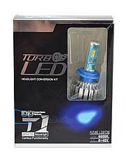 Светодиодные лампы Turbo Led T1 H7 35W 3500LM 6000K, фото 2