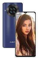 Смартфон Cubot Note 20 (blue) 4 основных камеры (3/64Гб) ОРИГИНАЛ - гарантия!