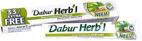 """Зубна паста Dabur Herb'l """"Neem"""" (75г + 25г)"""