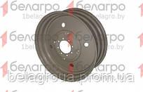 W14х38-3107020 (873.3107012) Диск (обід) МТЗ задній (8 отворів) під шину 15.5-38, БЗТДиА