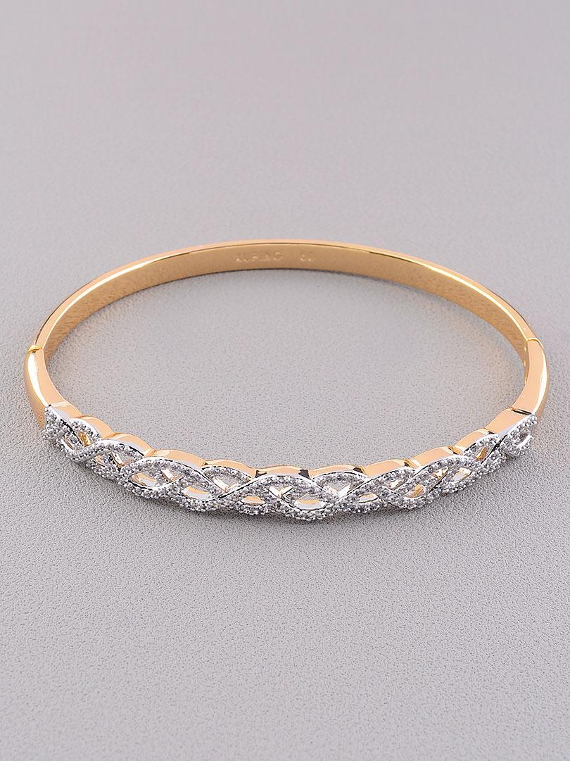 Браслет медицинское золото Xuping Jewelry  Jewelry покрытие изделия позолота и родий