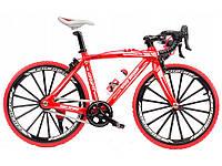 Спортивный велосипед фингербайк Crazy Magic Finger 1:10 Спортивный Красный, фото 1