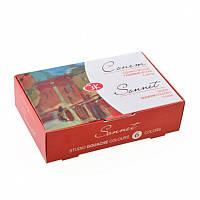 Набор гуашевых красок Сонет , 6 цв., 20 мл, для художественных школ