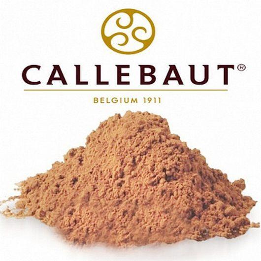 Какао-порошок Callebaut натуральный, 100 г