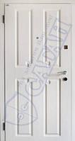 Дверь входная Саган 850х2030;950х2030 мм металл-МДФ №106