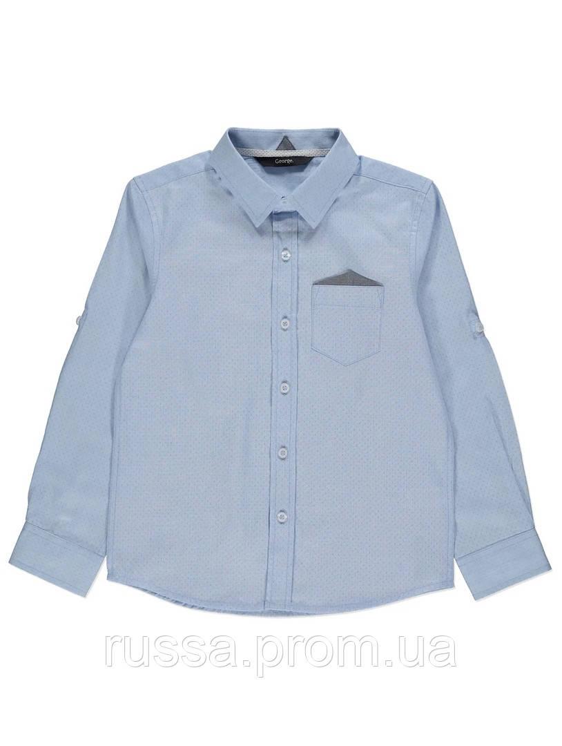 Стильная детская рубашка Джордж для мальчика