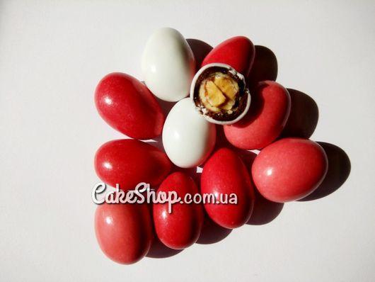 Декор шоколадный Яйца (красный микс), 50г