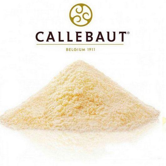 Какао-масло Mycryo Callebaut, 50г