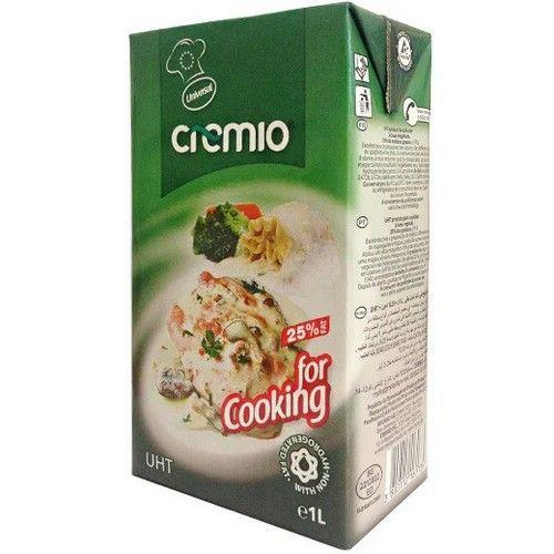 Сливки кулинарные жидкие Cremio 25%