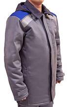 Куртка сварщика утепленная Фри Ворк Fenix Winter