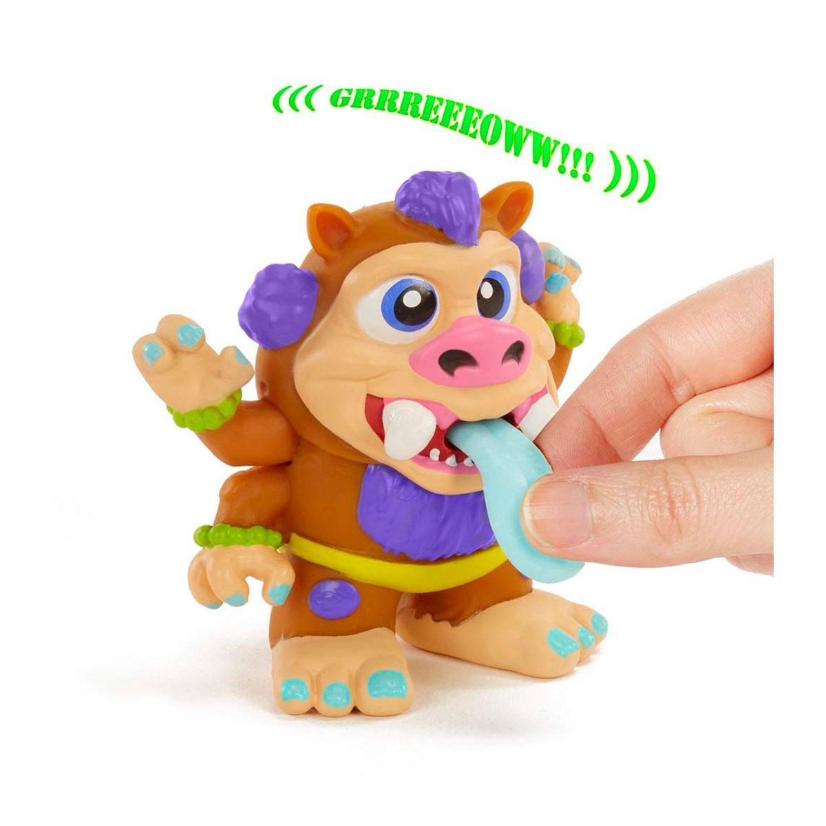 Crate Creatures Surprise! Интерактивная игрушка – серии Flingers Снорт Хог, 551805-SN