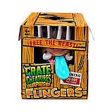 Crate Creatures Surprise! Интерактивная игрушка – серии Flingers Снорт Хог, 551805-SN, фото 2