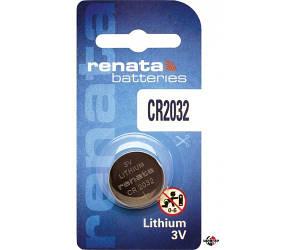 RENATA СR2032 Элемент питания литиевый 3V