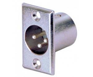 SOUNDKING SKCA202 Разъем XLR панельный, штыревой