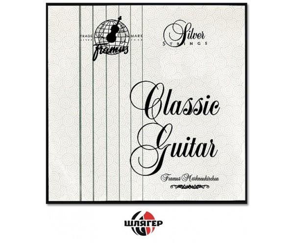 FRAMUS 49332S Струна для классической гитары №4, (D) HighTension