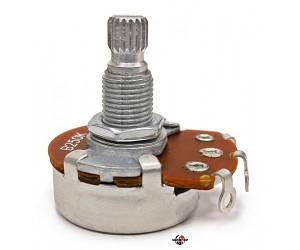 PAXPHIL H60 Потенциометр для гитары 250К, 24 мм, тип В