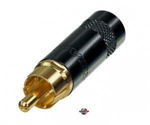 REAN by Neutrik NYS352 BG Разъем RCA кабельный