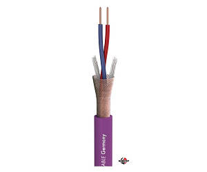 SOMMER SC-STAGE Кабель микрофонный 2х0,22 мм., Фиолетовый