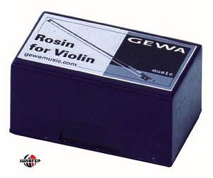 GEWA 450999 Канифоль для скрипки