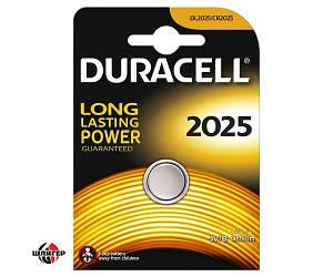 DURACELL® 2025 Элемент питания литиевый спец.3V