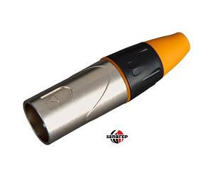 SOUNDKING SKCX3M008 Разъем XLR кабельный штыревой