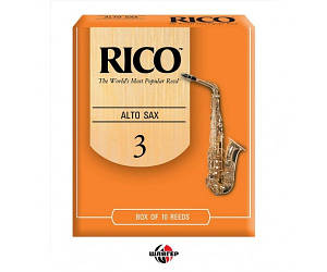 RICO RJA1030 Трость для саксофона альт RICO 3