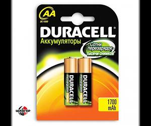 DURACELL® NiMH AA Аккумулятор никель-металлогидридный 1,2 V, HR06, DC1700