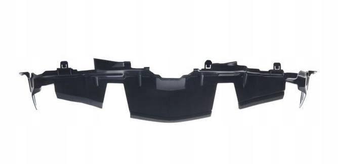 Передняя панель Mazda 2 07-11, верхняя (FPS) D65156381C