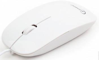 Мышь Gembird MUS-103-W USB, фото 2