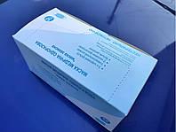 Маска медицинская трехслойная с фильтром №50