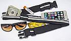 Спортивная сумка на пояс для бега Go Runners Pocket Belt оранж, фото 2