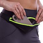 Спортивная сумка на пояс для бега Go Runners Pocket Belt оранж, фото 4