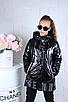 Куртка для девочки демисезонная размеры 140-164, фото 2