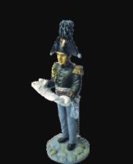 Наполеоновские Войны №39   Eaglemoss 1:32   Генерал Свиты Его Императорского Величества