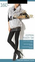Колготки Glamour Cotton Touch 160 Den (3 nero)