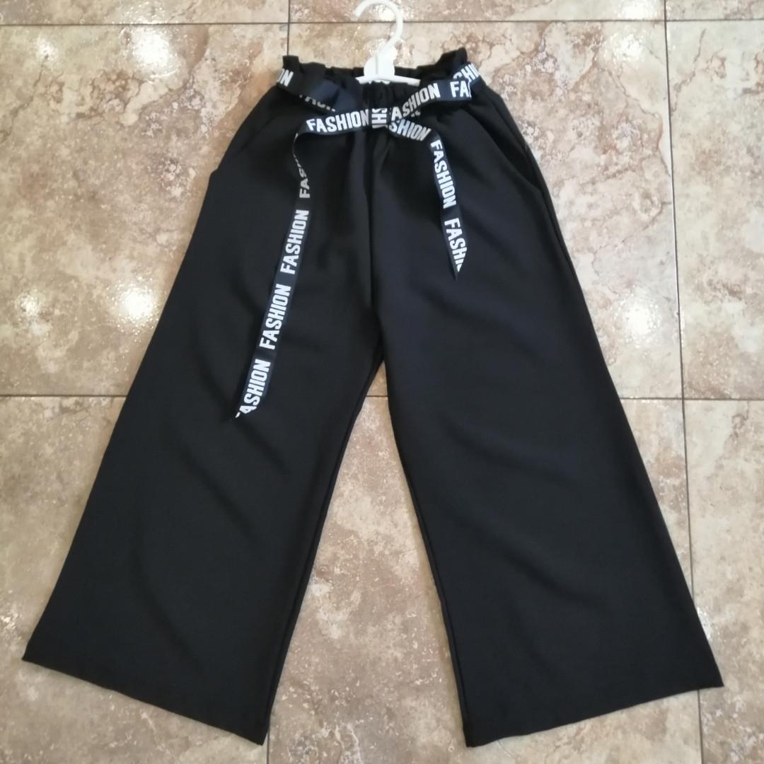 Кюлоты школьные брюки