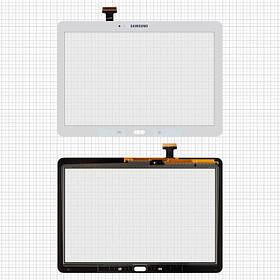 "Сенсор (тачскрін) для Samsung P600 Galaxy Note 10.1""/P601/P605 білий Оригінал"