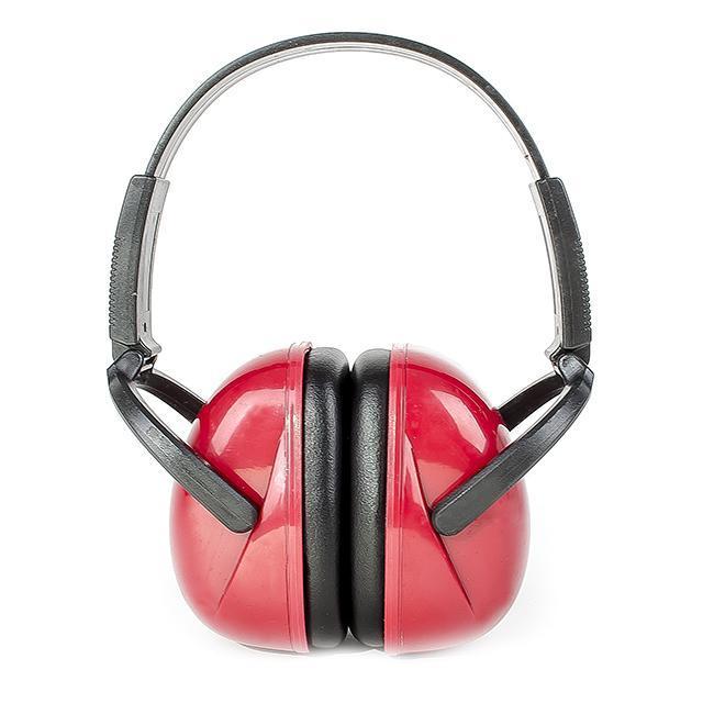 Навушники шумопоніжающіе з посиленою складаний дужкою INTERTOOL SP-0025