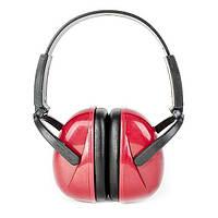 Навушники шумопоніжающіе з посиленою складаний дужкою INTERTOOL SP-0025, фото 1