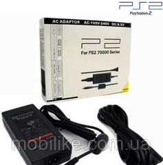 Блок живлення 220в для Playstation 2,PS 2 AC Adapter SCPH-70000